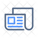 News Newsletter Subscribe Icon