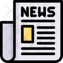 Business Marketing News Icon