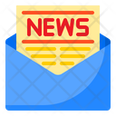 News Message Mail Icon