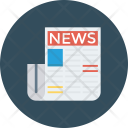 News Newspaper Paper Icon