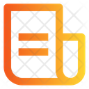 News Document File Icon