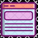 News Case Blog Icon