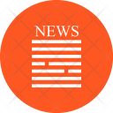 News Press Release Icon