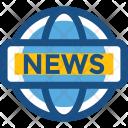 News Worldwide International Icon