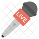 Live Sound Performance Icon