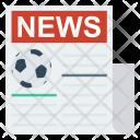 News Press Document Icon