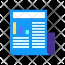 News Blog Paper Icon