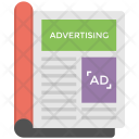 News Advertisement Icon