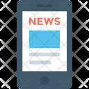 News App Mobile Icon