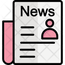Media News News Article Icon
