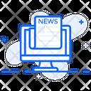 News Bulletin Icon