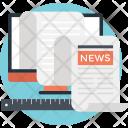 News concept Icon