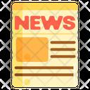 News Headline Icon