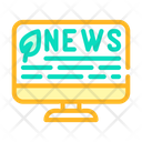News Internet Icon