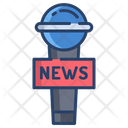 News Mic Icon