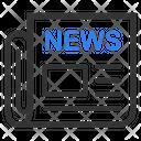 News Paper Icon