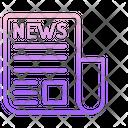 News Paperm News Paper News Icon
