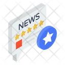 News Ratings Icon