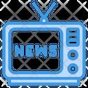 News Tv Icon