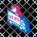News Van Icon