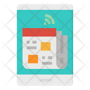 Newsletter Online Feed Icon