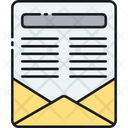 Newsletter Newspaper Paper Icon