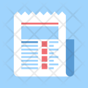 Newsletter Letter News Icon