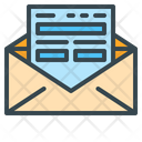 Newsletter Email Mail Icon