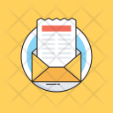 Newsletter Letter Email Icon