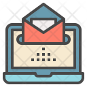 Newsletter News Email Icon