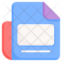 Newspaper Communication Article Icon