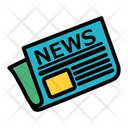 Annoucement Article News Icon