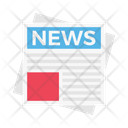 News Paper Ads Icon