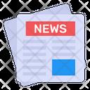 Journal News Newspaper Icon