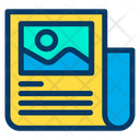 Articles Paper News Icon
