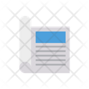 Ads News Paper Icon