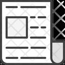 Newsppaer Icon