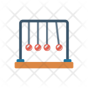 Newton Cradle Toy Icon
