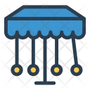Newton Cradle Balls Icon