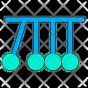 Newton's Cradle Icon