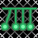 Newtons Cradle Icon