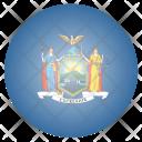 Newyork Us State Icon