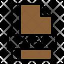 Nex File Zix File File Format Icon
