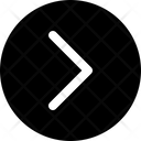 Next Right Interface Icon