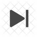 Forward Skip Track Icon