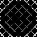 Next Continue Circle Icon