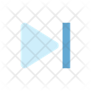 Forward Skip Track Icon