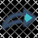 Next Share Forward Icon