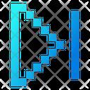 Player Skip Arrow Icon