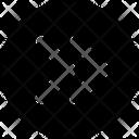 Next Arrow Right Right Icon